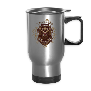 Sovereign Lion-color - Travel Mug