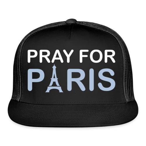 Pray For Paris - Trucker Cap