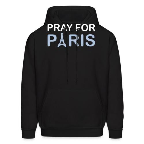 Pray For Paris - Men's Hoodie