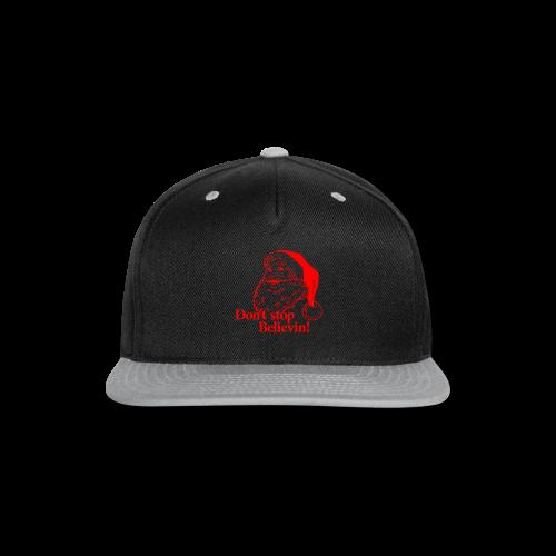 Beleivin - Snap-back Baseball Cap