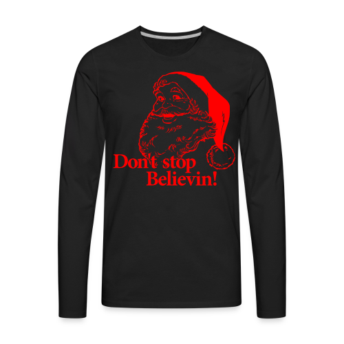 Beleivin - Men's Premium Long Sleeve T-Shirt