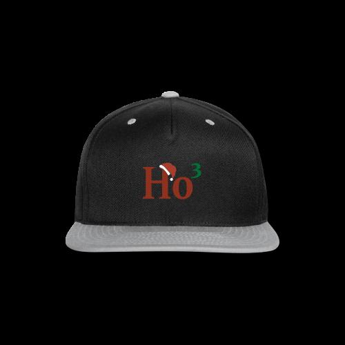 Ho cubed - Snap-back Baseball Cap