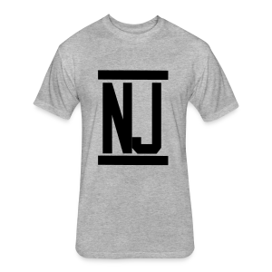 NJoy The Show Official Hoodie - Fitted Cotton/Poly T-Shirt by Next Level