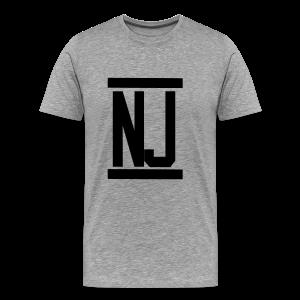 NJoy The Show Official Hoodie - Men's Premium T-Shirt