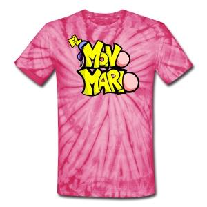 T-Shirt Mujer Logo MM - Unisex Tie Dye T-Shirt