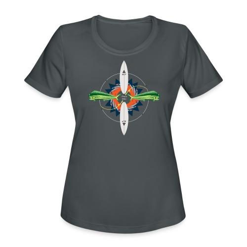 BLP Fishing - Women's Moisture Wicking Performance T-Shirt