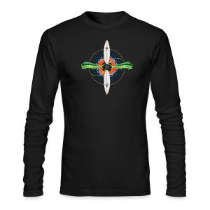 BLP Fishing - Men's Long Sleeve T-Shirt by Next Level