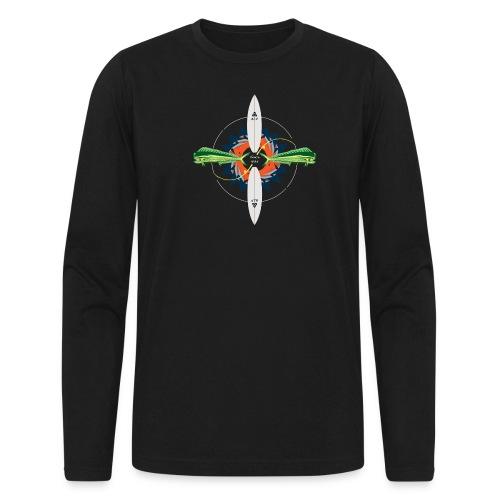 BLP Fishing - Men's Long Sleeve T-Shirt by Next Level