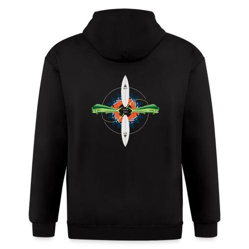 BLP Fishing - Men's Zip Hoodie