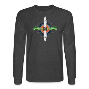 BLP Fishing - Men's Long Sleeve T-Shirt
