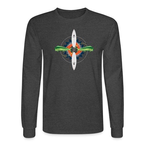 BLP Fishing - Men's Long Sleeve T-Shirt