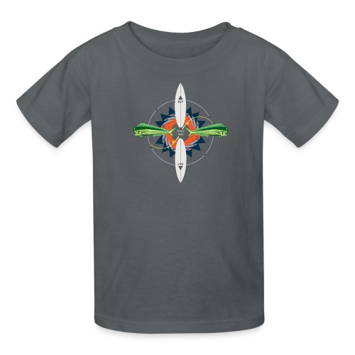 BLP Fishing - Kids' T-Shirt