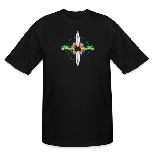 BLP Fishing - Men's Tall T-Shirt