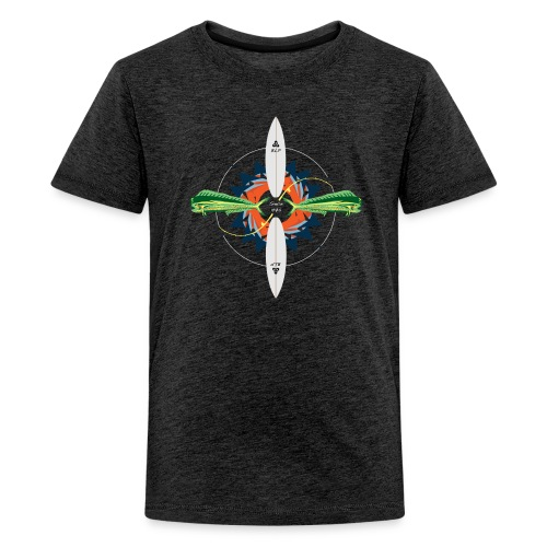BLP Fishing - Kids' Premium T-Shirt