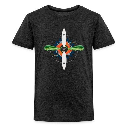 BLP Fishing - Kids' Premium T-Shirt