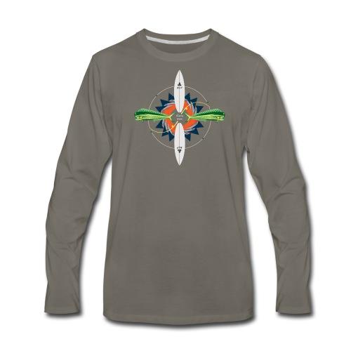 BLP Fishing - Men's Premium Long Sleeve T-Shirt
