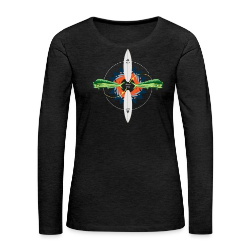 BLP Fishing - Women's Premium Long Sleeve T-Shirt