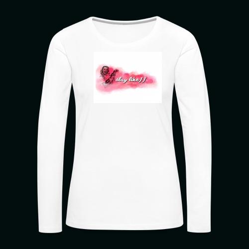 Slay Like JJ - Women's Premium Long Sleeve T-Shirt