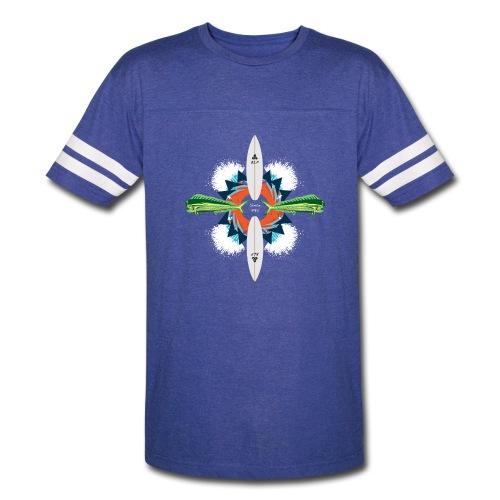 BLP Waves - Vintage Sport T-Shirt