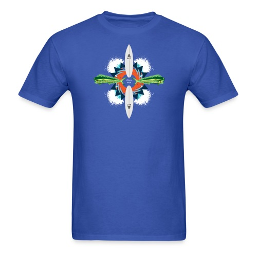 BLP Waves - Men's T-Shirt