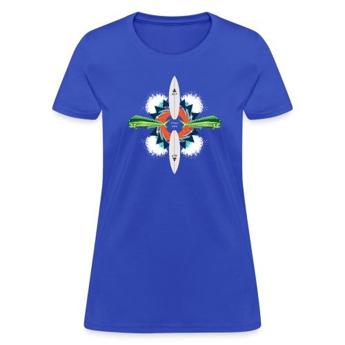 BLP Waves - Women's T-Shirt