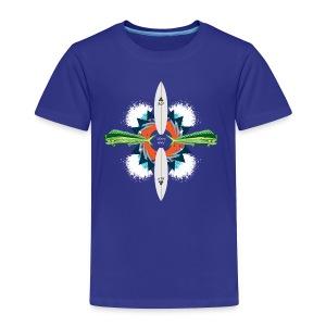 BLP Waves - Toddler Premium T-Shirt