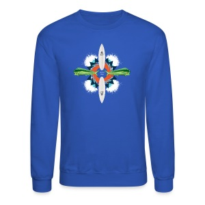 BLP Waves - Crewneck Sweatshirt