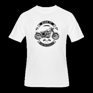 Ride It - Men's 50/50 T-Shirt