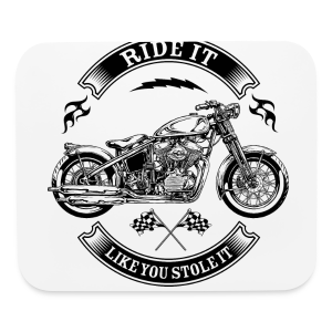 Ride It - Mouse pad Horizontal