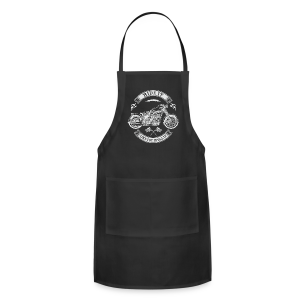 Ride It_revers - Adjustable Apron