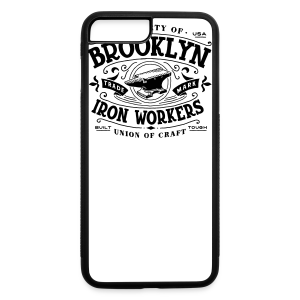 Union Iron - iPhone 7 Plus Rubber Case