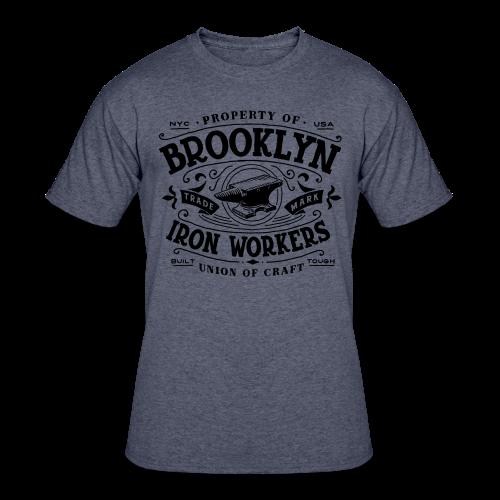 Union Iron - Men's 50/50 T-Shirt