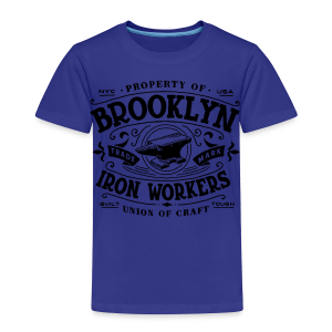 Union Iron - Toddler Premium T-Shirt