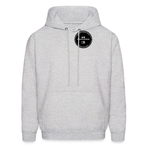 MC Grey Base Ball Tee - Men's Hoodie