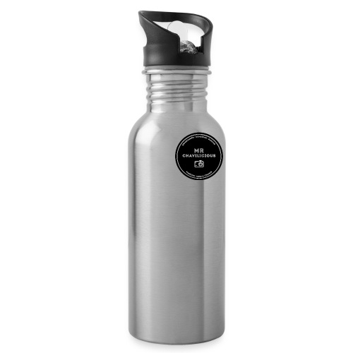 MC Grey Base Ball Tee - Water Bottle