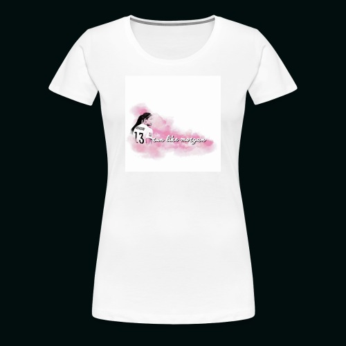 Run like Morgan - Women's Premium T-Shirt