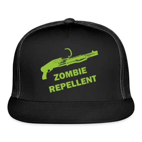 Zombie Repellent - Trucker Cap