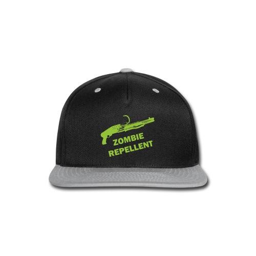 Zombie Repellent - Snap-back Baseball Cap