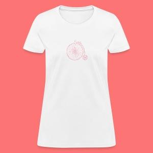 UBikeDesigns by U ARTStudio - Women's T-Shirt