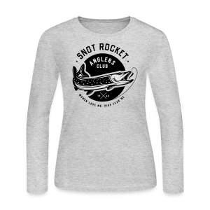 Snot Rocket - Women's Long Sleeve Jersey T-Shirt