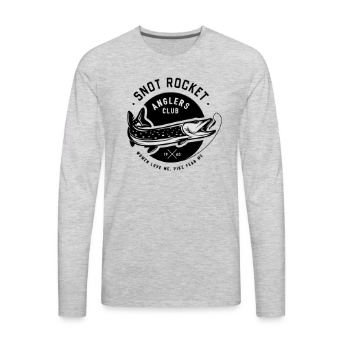 Snot Rocket - Men's Premium Long Sleeve T-Shirt