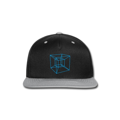 Tesseract Shirt [Womens] - Snap-back Baseball Cap