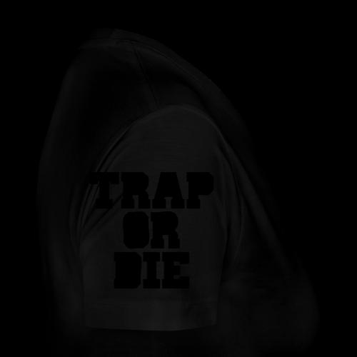 Trap or Die Leggings (White) - Women's Premium T-Shirt