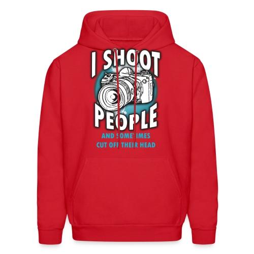 Photographer - Men's Hoodie