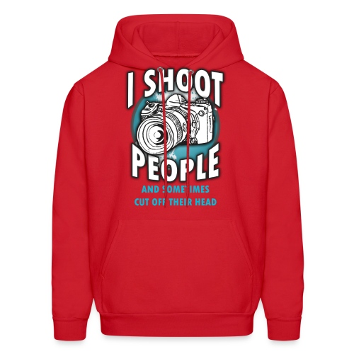 Photographer - Men's Hoodie