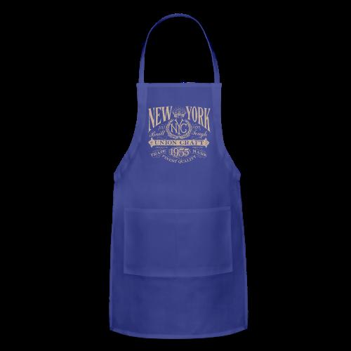 NYC Union Craft_cream - Adjustable Apron