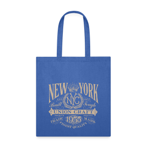 NYC Union Craft_cream - Tote Bag