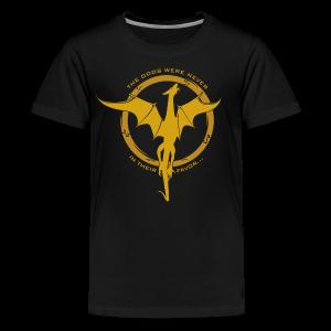 Hunger Games Dragon