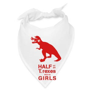 T.rex Water Bottle - Bandana