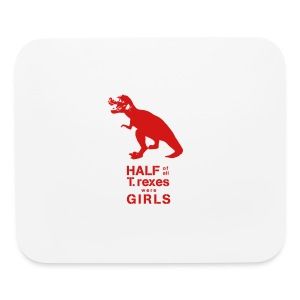 T.rex Water Bottle - Mouse pad Horizontal